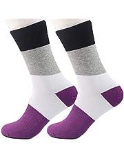 PYOUL Asexual Pride Flag Sokken Ace Sokken Aseksuele Kleding