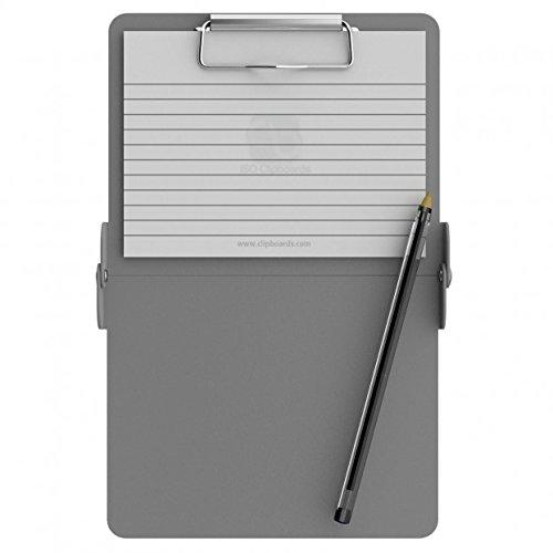 (Silver Mini ISO Clipboard)