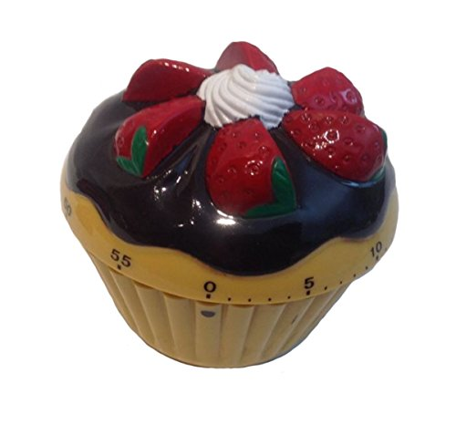 Cupcake Mechanical Minute Batteries Required product image