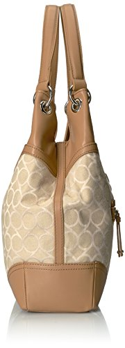Taglia 9s Nine West Donna Unica Jacquard Tote 60424149 Media Borsa nine xza4zZq