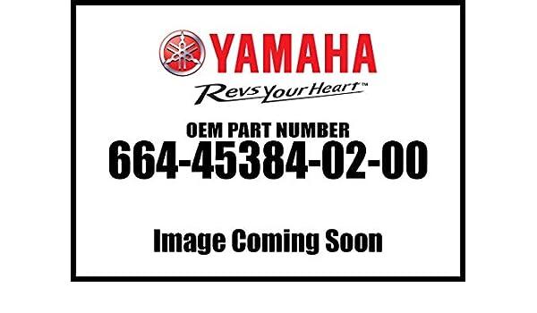 Yamaha 664-45384-02-00 NUT