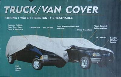 Semi-custom fit indoor and outdoor Mini van cover - HONDA ODESSEY 05-06
