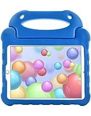 """حافظة ايباد 10.2 ، حافظة ايباد الجيل السابع للأطفال، حافظة ايباد 10.2 2019 للأطفال مضادة للصدمات وخفيفة الوزن مقبض حافظة لـ آيباد 7th Gen 10.2"""""""
