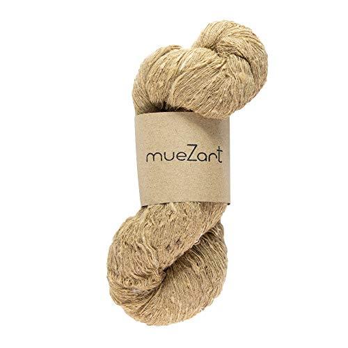 Muezart 100% Natural Muga Silk Yarn | 30/1