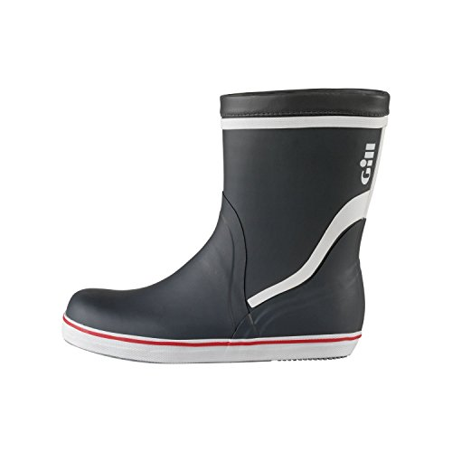Gill Sailing Boots - Gill Short Boot, Color: Carbon, Size: 11 (901c45)