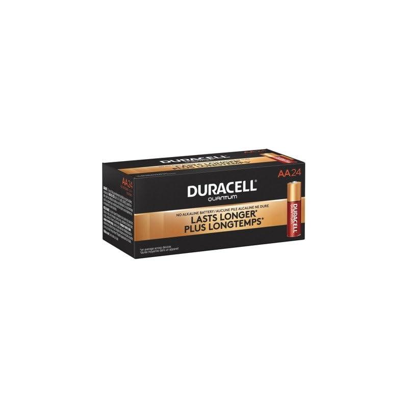 DURQU1500BKD - Duracell Quantum AA Batte