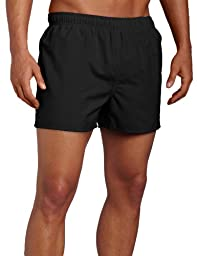 Speedo Surf Runner Volley Swim Trunks, Black, Small