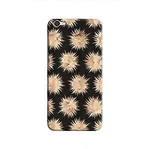 Cover It Up - Sand Star Black V5 Hard Case