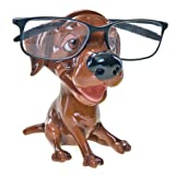 Chocolate Lab Eyeglass Holder