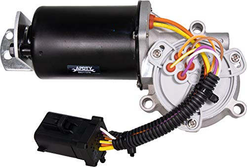 APDTY 711022 Transfer Case Shift Motor Fits 2004-2008 Ford F150 or Lincoln Mark LT 4-Wheel Drive 4WD Pickup Truck (Replaces 4L3Z7G360BA, 5L3Z-7G360-A, 8L3Z7G360-A) ()