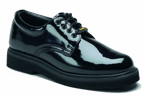 Brevetto Del Rinoceronte Comfort Oxford-nero