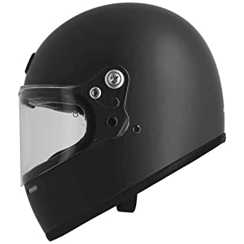 ASTONE casco integral GT Retro talla negro mate, talla XL