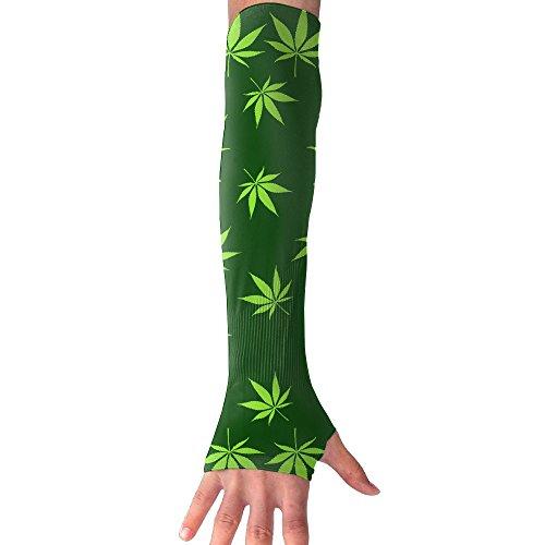 Green 9 Arm Leaf - 4