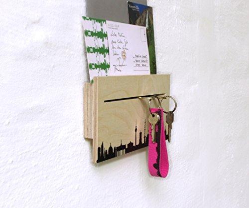 clés Feutre Handgearbeitet 44spaces Dans Clés Jaune Pour Nombreuses Skyline De Couleurs Porte Paris 508qUcWqE