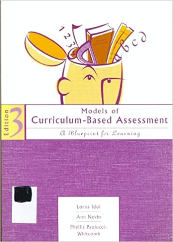 Models of Curriculum-Based Assessment: A Blueprint for