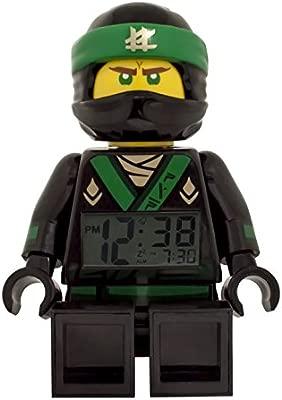 LEGO Ninjago Movie Lloyd Reloj, 9009204, 14x8x24 cm
