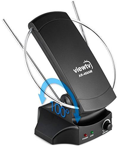 Roku Box Canada: ViewTV AR-468AW 70 Mile Indoor Standing Amplified Digital