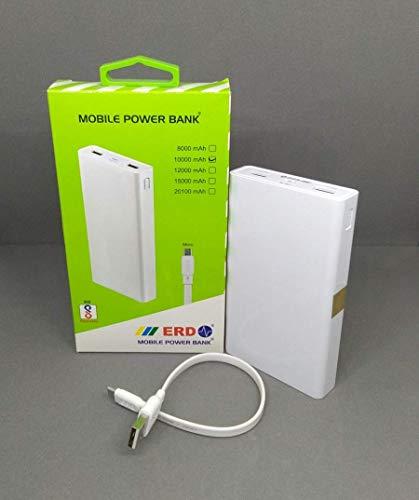 ERD PB 40 10000 mAh Power Bank  Scratchless