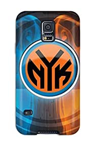 new york knicks basketball nba NBA Sports & Colleges colorful Samsung Galaxy S5 cases 6203016K886651262