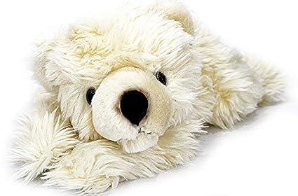 Mystic Moments - Oso polar con saco de trigo para microondas