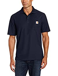 Carhartt Men's Contractors Work Pocket Polo Original Fit...