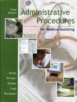 Admin Proc/Medical Assisting