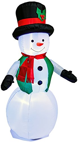6FT Airblown-Snowman