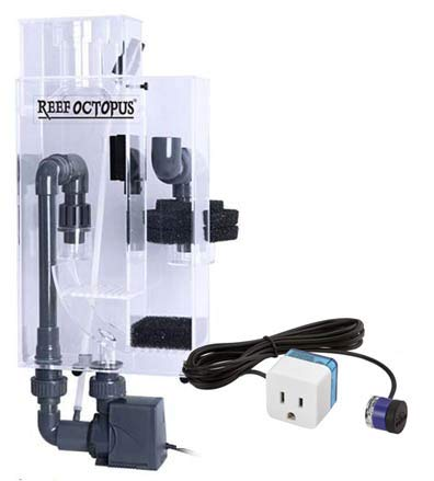 Skimmer Overflow (Reef Octopus Classic BH-2000 Protein Skimmer & Smart Skimmer Security Overflow Protector Bundle)