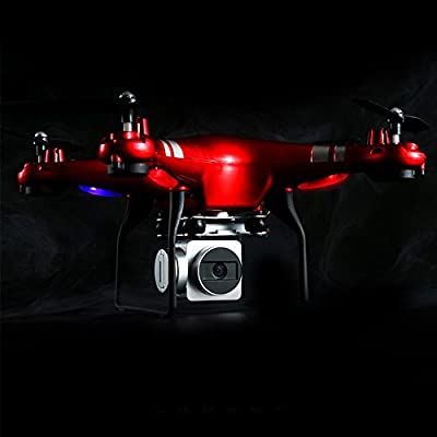 hongfei RC Quadcopter Drone with 2MP 120°Wide-angle 1080P HD Camera,Altitude Hold Headless Mode 1-Button Takeoff and Land Quadcopter from hongfei