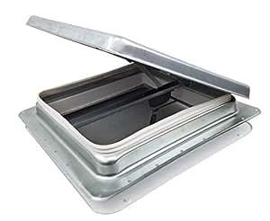 Amazon Com 14 Quot Rv Roof Vent W Low Profile Metal Lid 75111
