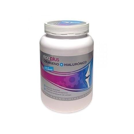 Epaplus Colágeno y Hialurónico 420 gr de Peroxidos Farmaceuticos: Amazon.es: Salud y cuidado personal
