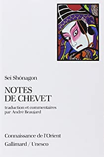 Notes de chevet par Sei