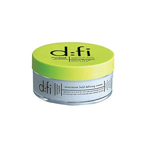 D:Fi Extreme Hold Styling Cream (75Gms) (Pack of 6) - :の極端なホールドスタイリングクリーム(75) x6 [並行輸入品] B07116ZGL7