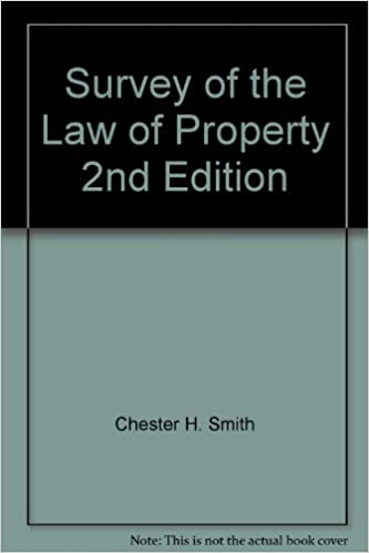 Survey of the Law of Property 2nd Edition