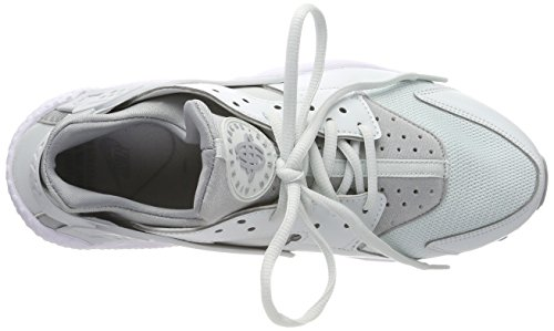 Huarache Air Wmns Grey Zapatillas Gris White para Barely Run Pumice Mujer Light NIKE 030 4nfqwxn