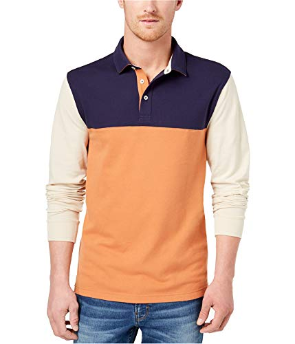 Club Room Mens Colorblock Performance Polo Navy XL from Club Room