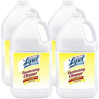 Amazon.com: Lysol Limpiador concentrado antibacterial ...