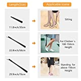 """30"""" eachway Extra Long Handled Shoe Horn for"""