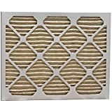 Eco-Aire P15S.012432 MERV 11 Pleated Air Filter, 24 x 32 x 1