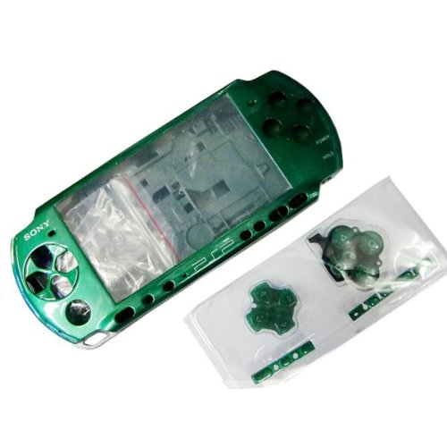 Psp Green Case - 2