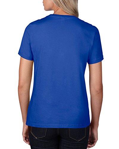 Anvil - Camiseta - para mujer Azul De Neón