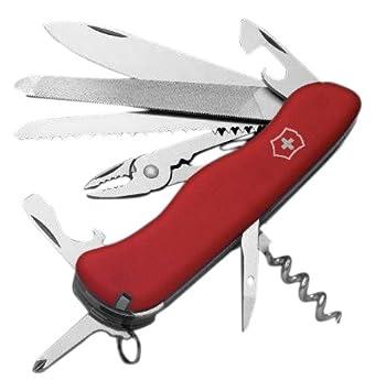 Victorinox Tradesman - Cuchillo de acampada: Amazon.es: Deportes y aire libre