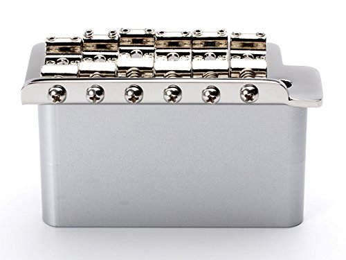Callaham Stratocaster Tremolo Bridge, For Standard Stratocaster (Mexico),  w/Pop-In 64-Length Arm