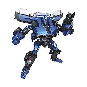"""Transformers Toys Studio Series 46 Deluxe Class Bumblebee Movie Dropkick Action Figure - Ages 8 & Up, 4.5"""""""