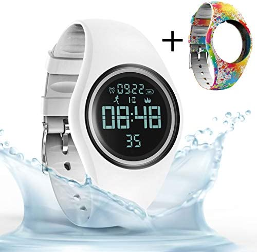 synwee Waterproof Non Bluetooth Pedometer Vibration product image