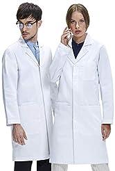 Dr. James College Essential Lab Coat, Un...