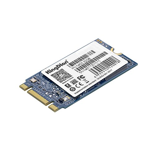 KingDian NGFF Solid State Drive for Desktop PCs and MacPro N400 32GB by KINGDIAN