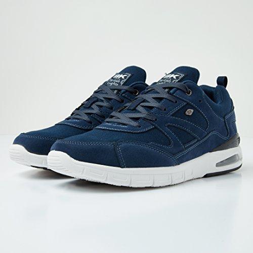 Top British Der Navy Low von Demon Sneaker Knights 5qxA6X