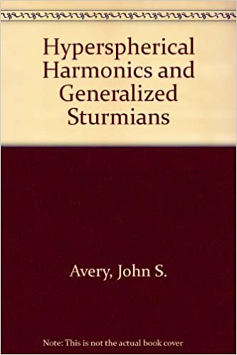Gratis ebook download til mobil computing Hyperspherical Harmonics and Generalized Sturmians PDF