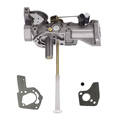 Wilk Carburetor for Fits Briggs & Stratton 498298 Carburetor 495426 692784 495951 with Free Gaskets 3.5 Hp Briggs Engine